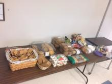 The food was great! thanks social committee.